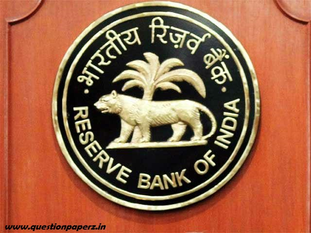 RBI Assistant Sample Model Papers Download