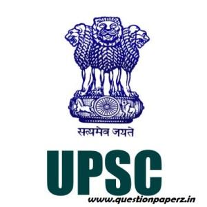 UPSC IAS Civil Services Question Paper Download free
