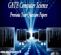 GATE Computer Science previous year papers