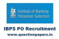 ibps po recruitment 2019