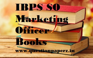 ibps so marketing officer preparation books