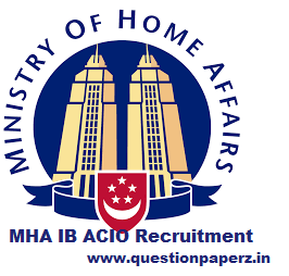 mha ib acio recruitment notification