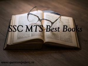 SSC MTS Non-Technical Books